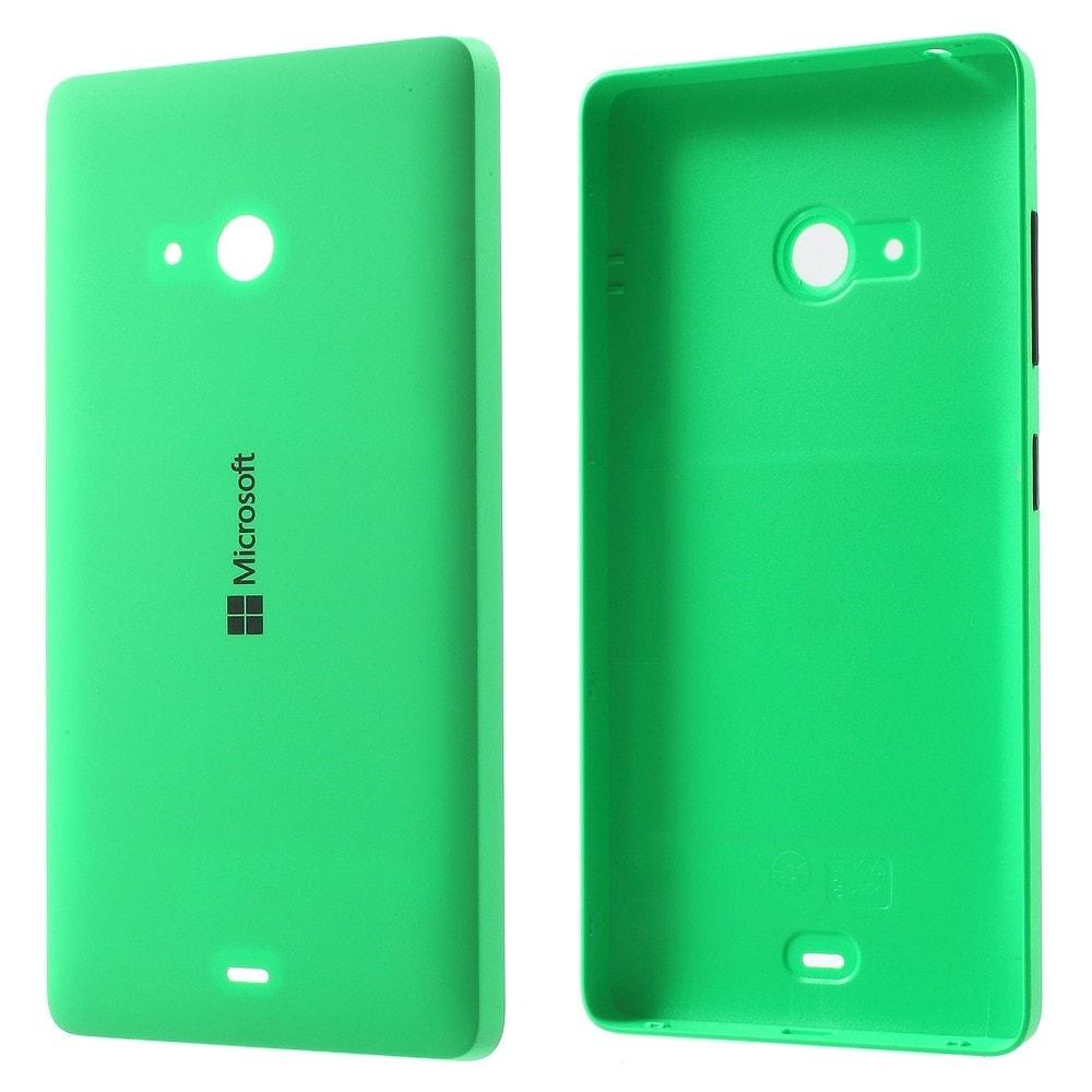 Microsoft Lumia 540 Dual sim Zadní kryt baterie zelený