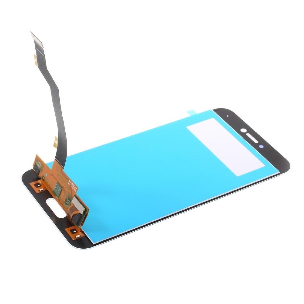 Xiaomi Mi5C LCD displej dotykové sklo komplet přední panel bílý