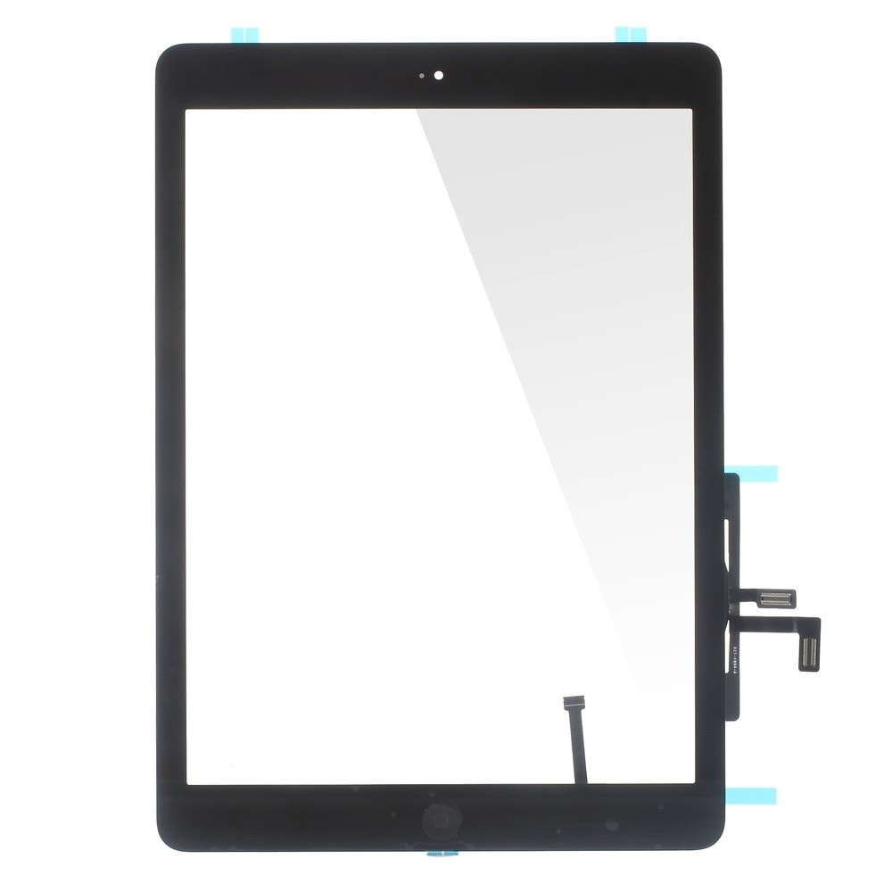 """Apple iPad Air / iPad 9,7"""" (2017) Dotykové sklo černé"""