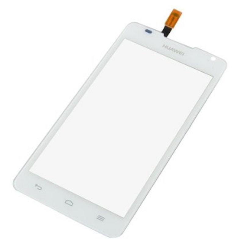 Huawei Ascend Y530 dotykové sklo bílé