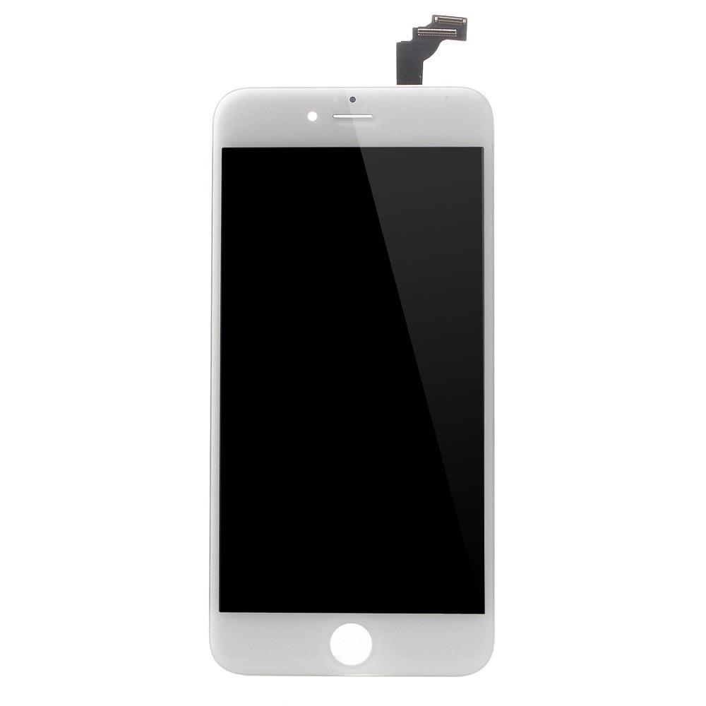 Apple iPhone 6 Plus LCD displej bílý dotykové sklo komplet