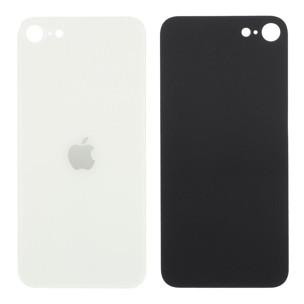 Apple iPhone SE 2. generace zadní skleněný kryt baterie bílý