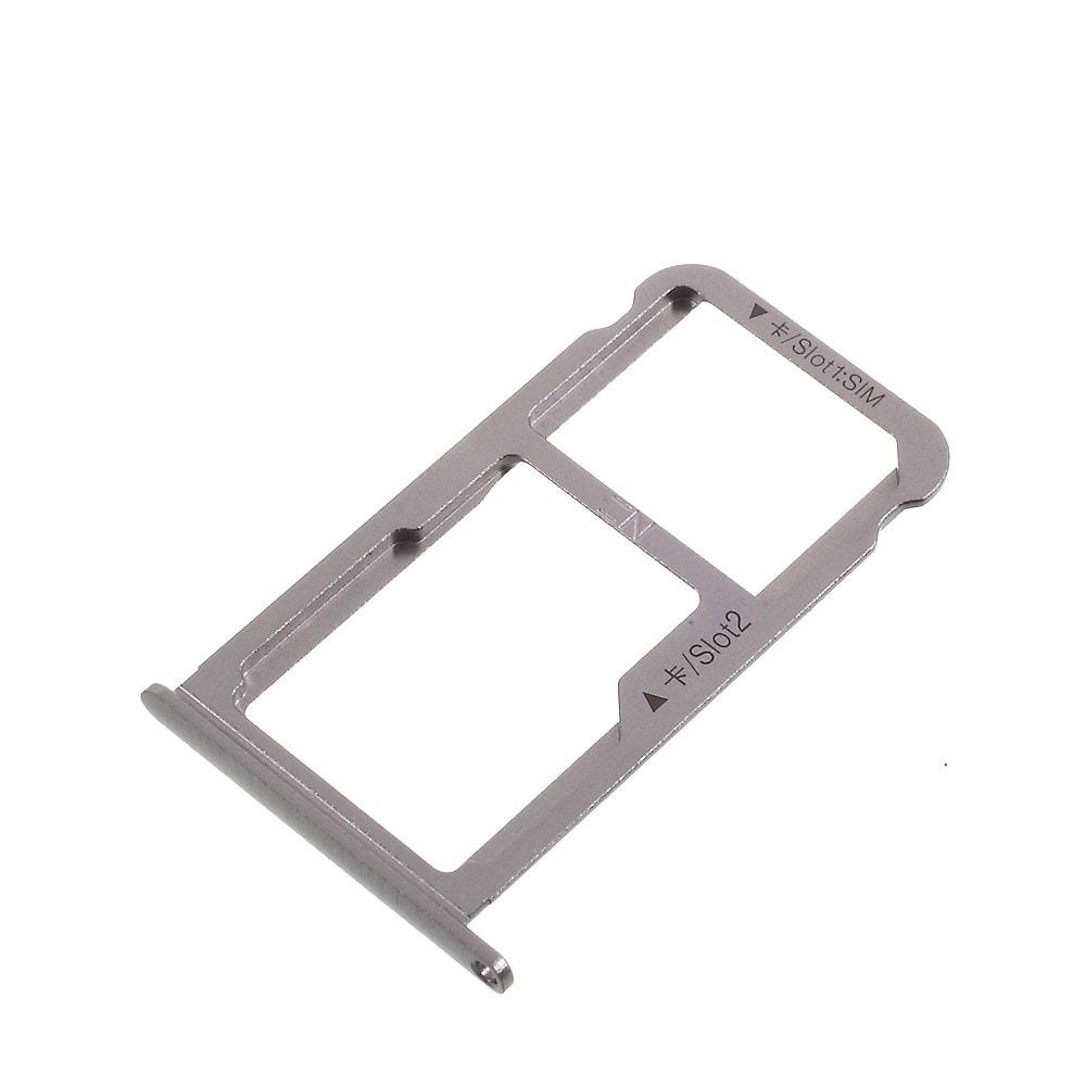 Huawei Nova šuplík na SIM SD kartu šedý
