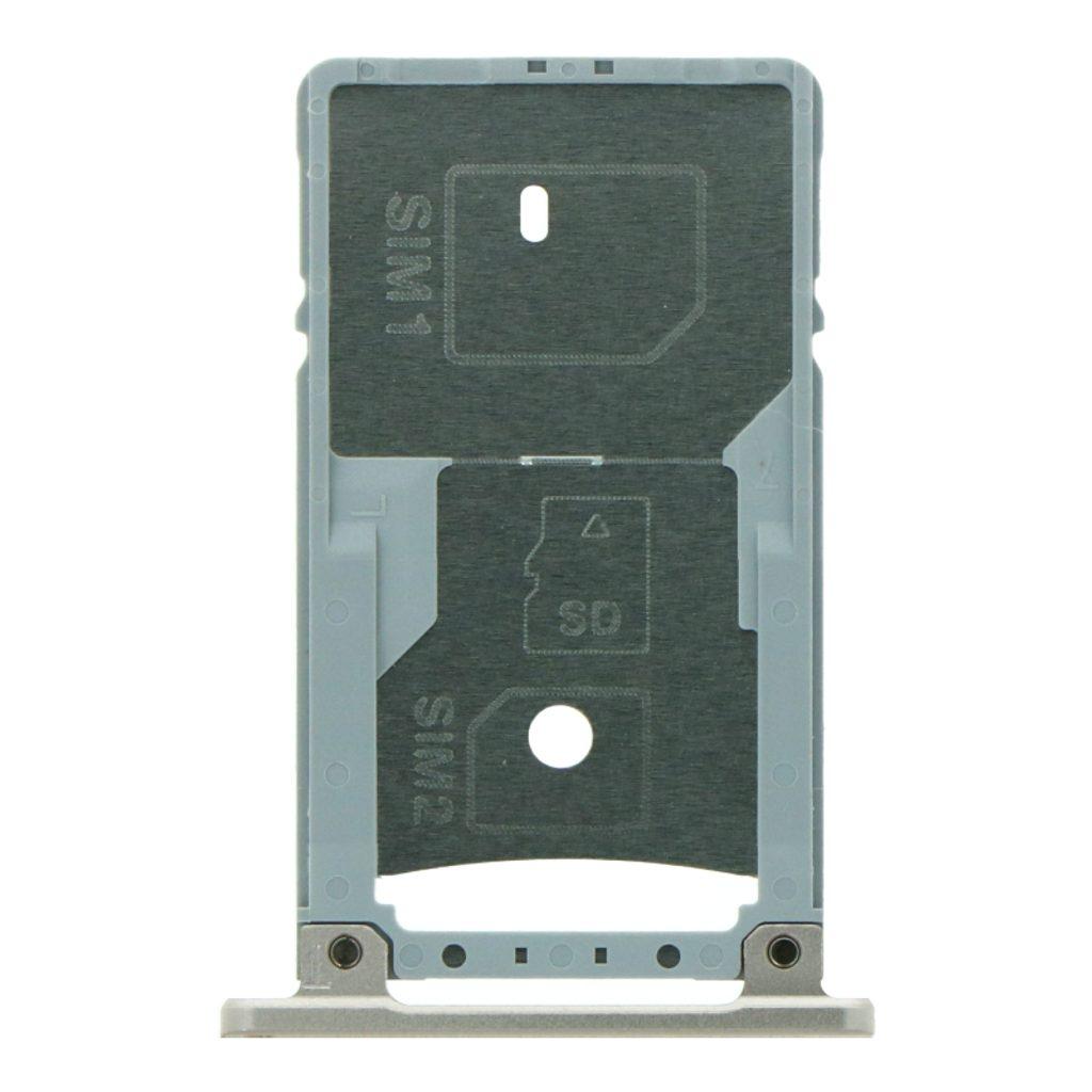 Asus Zenfone 3 ZE520KL šuplík na SIM SD kartu zlatý