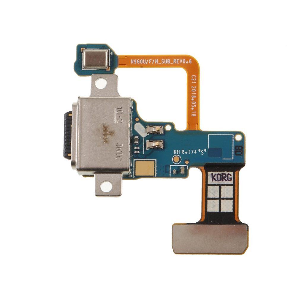 Samsung Galaxy Note 9 Nabíjecí konektor USB-C napájecí usb port dock flex N960