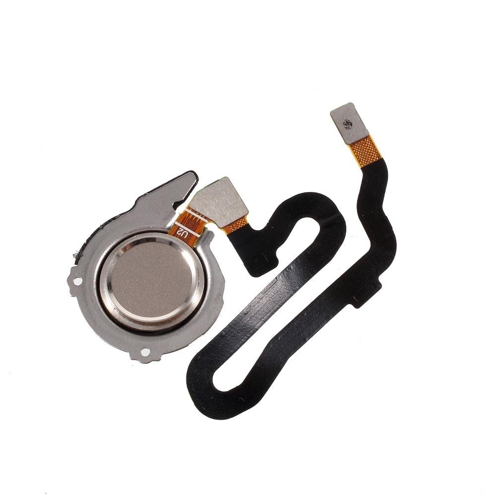 Honor 8 čtečka otisku prstu tlačítko zlaté flex kabel
