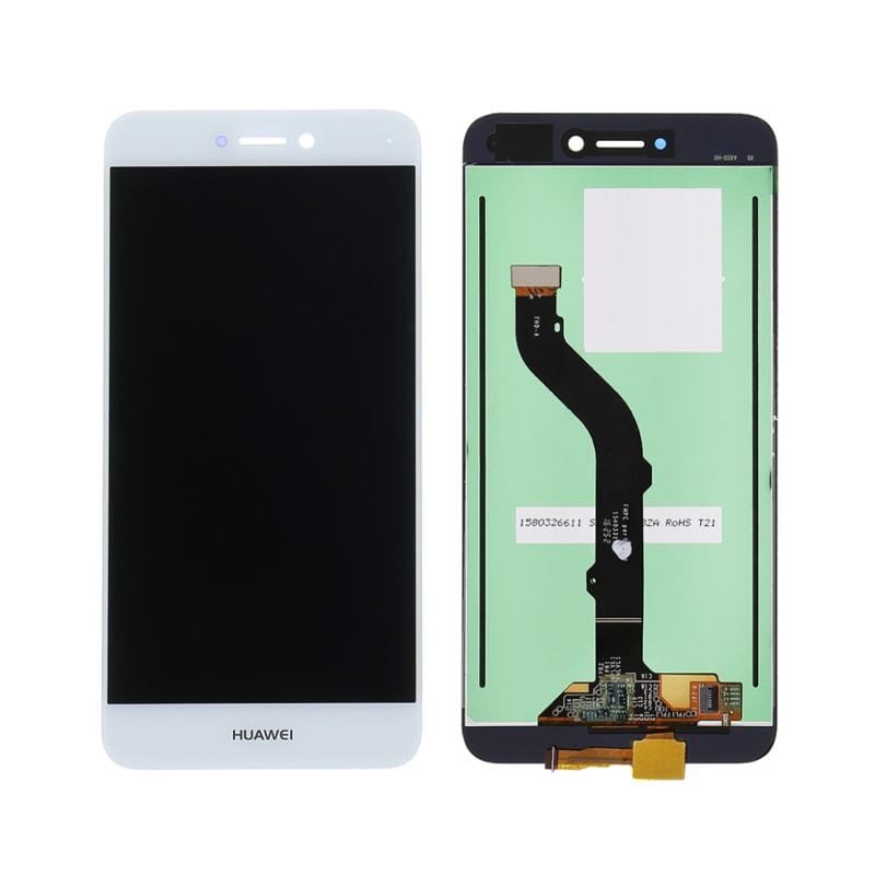 Huawei P9 Lite 2017 / Honor 8 Lite LCD displej dotykové sklo bílé