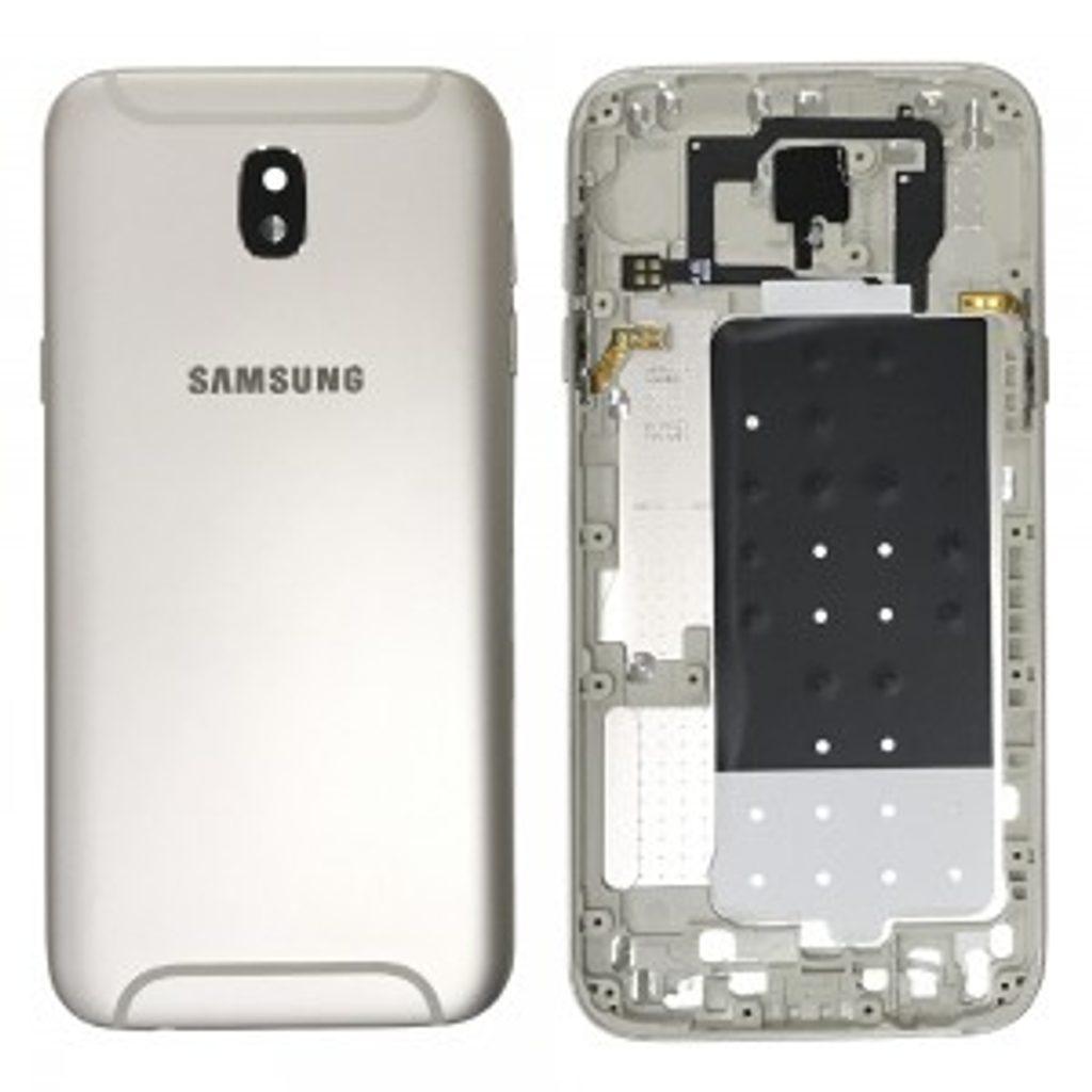 Samsung Galaxy J5 2017 kryt baterie zlatý J530 (Service pack)