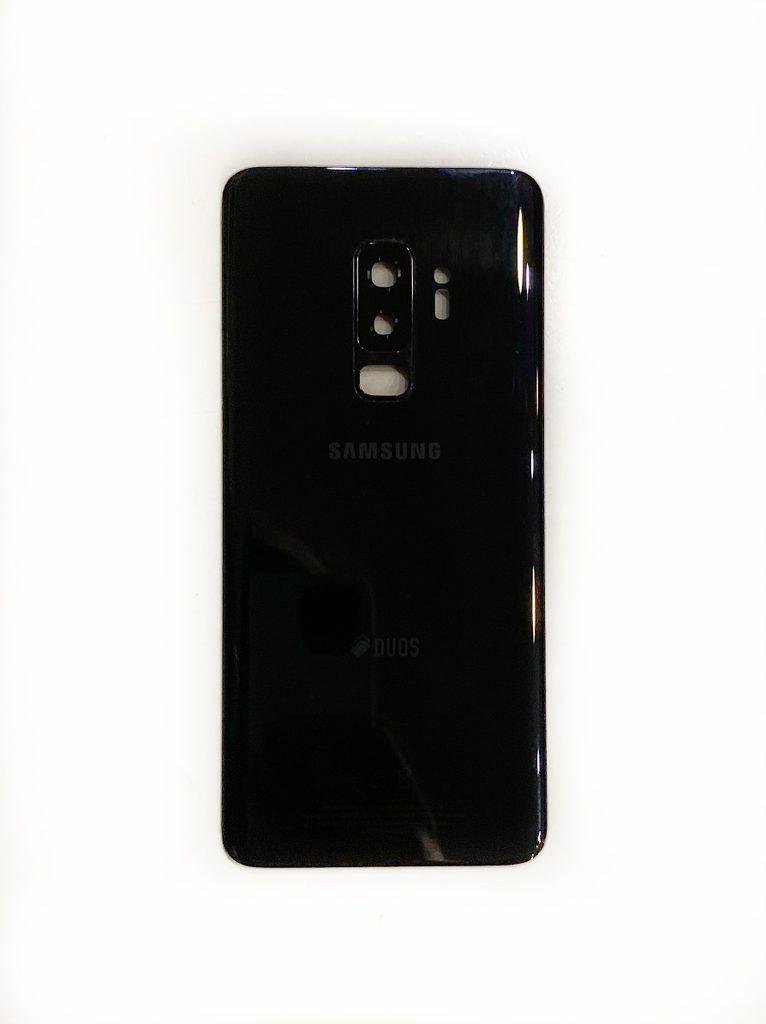Samsung Galaxy S9 Plus zadní kryt baterie originál černý (použitý) G965