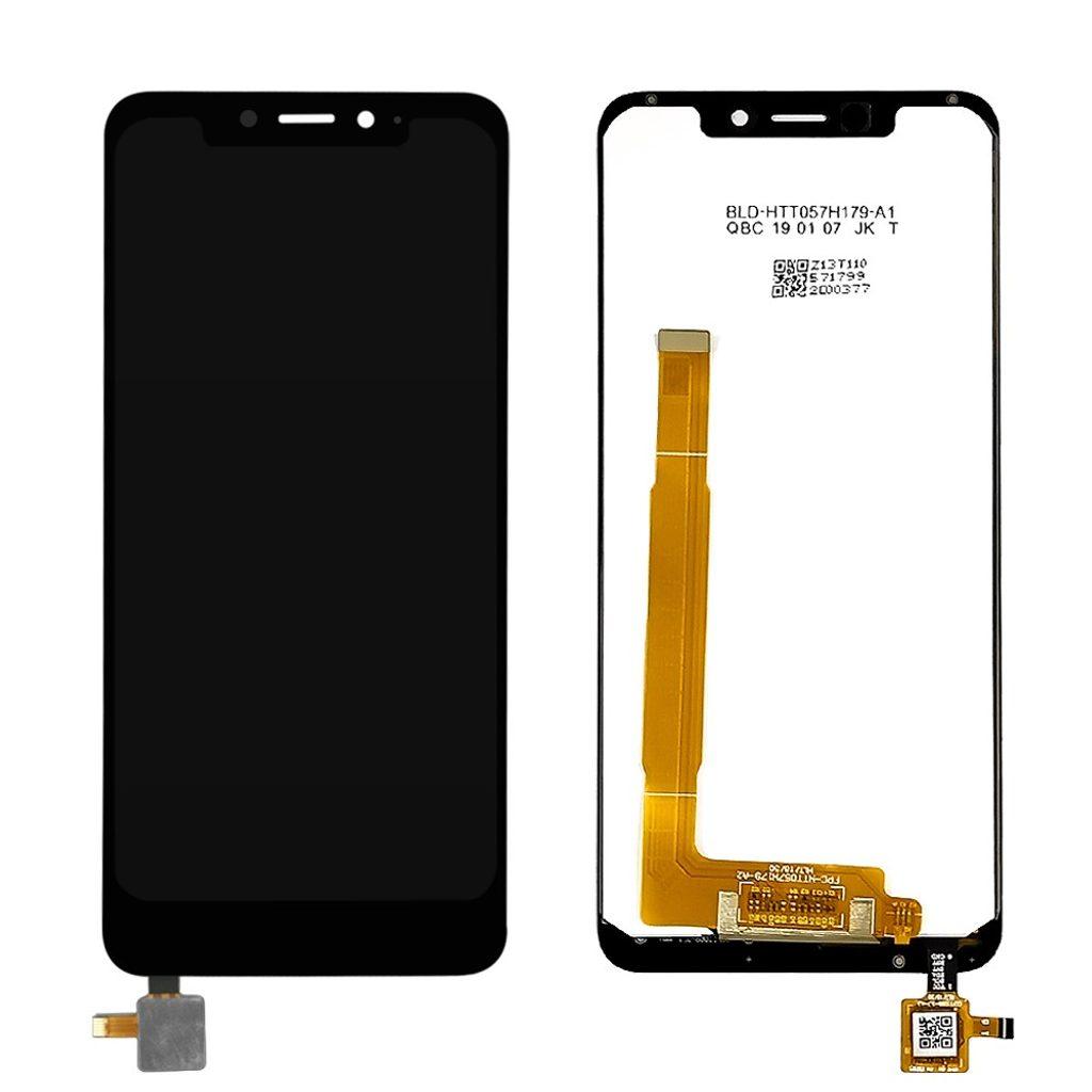 Vodafone Smart N10 LCD displej dotykové sklo komplet přední panel VFD630