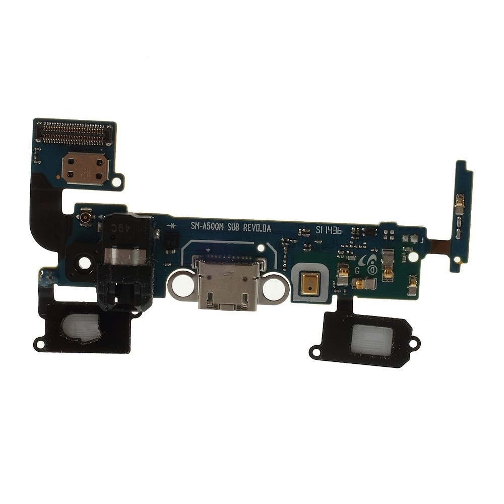Samsung Galaxy A5 2015 SUB usb dock konektor flex nabíjení spodní tlačítka mikrofon A500F