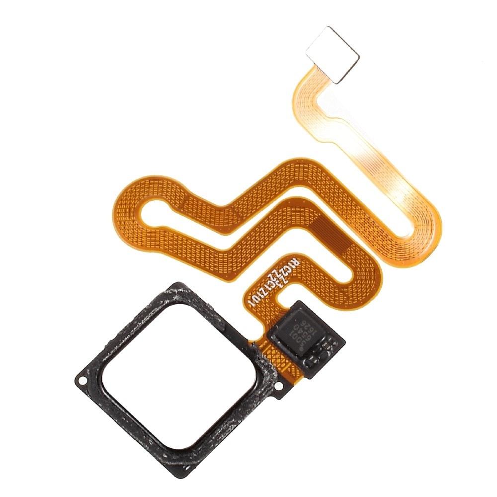 Huawei P9 / P9 Lite otisk prstu čtečka touch ID flex kabel bílý