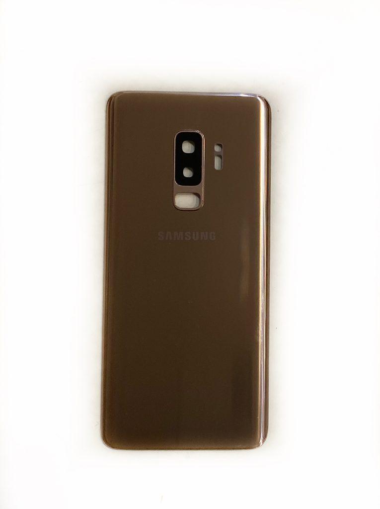 Samsung Galaxy S9 Plus zadní kryt baterie originál zlatý (použitý) G965