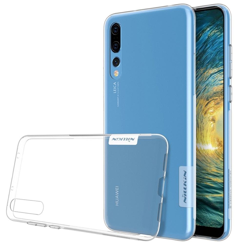 Huawei P20 PRO Ochranný kryt obal transparentní NILLKIN