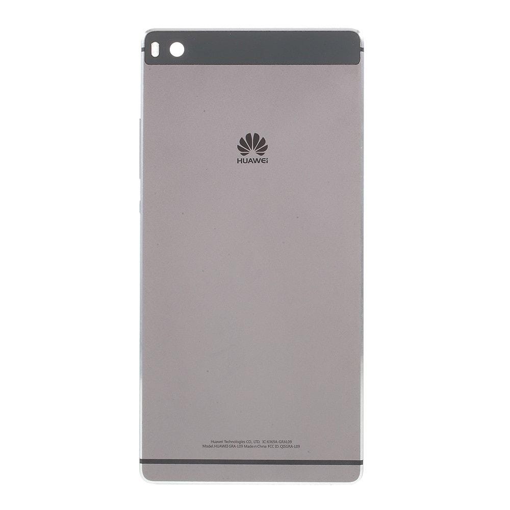 Huawei P8 zadní kryt baterie hliníkový šedý space grey