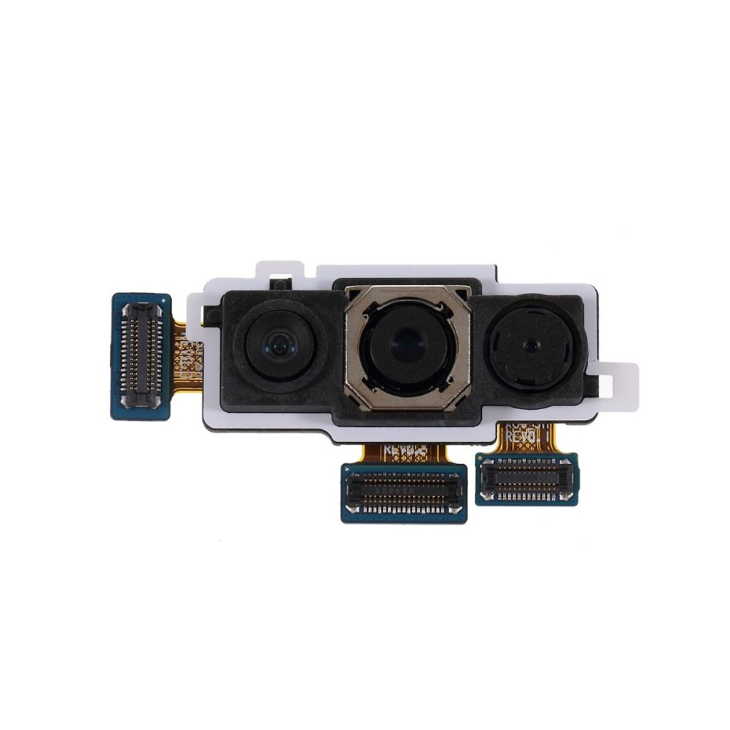 Samsung Galaxy A70 zadní hlavní kamera modul fotoaparát A705
