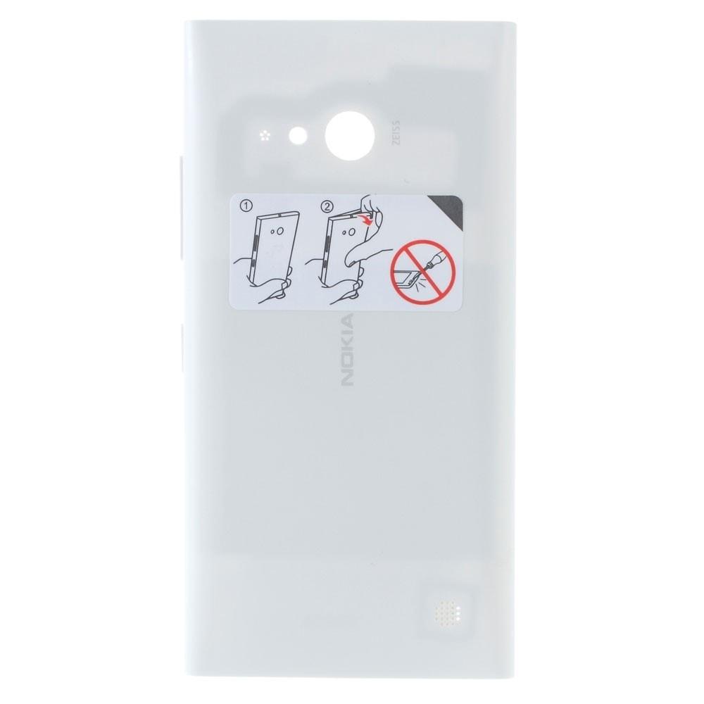 Nokia Lumia 730 Zadní kryt baterie bílý