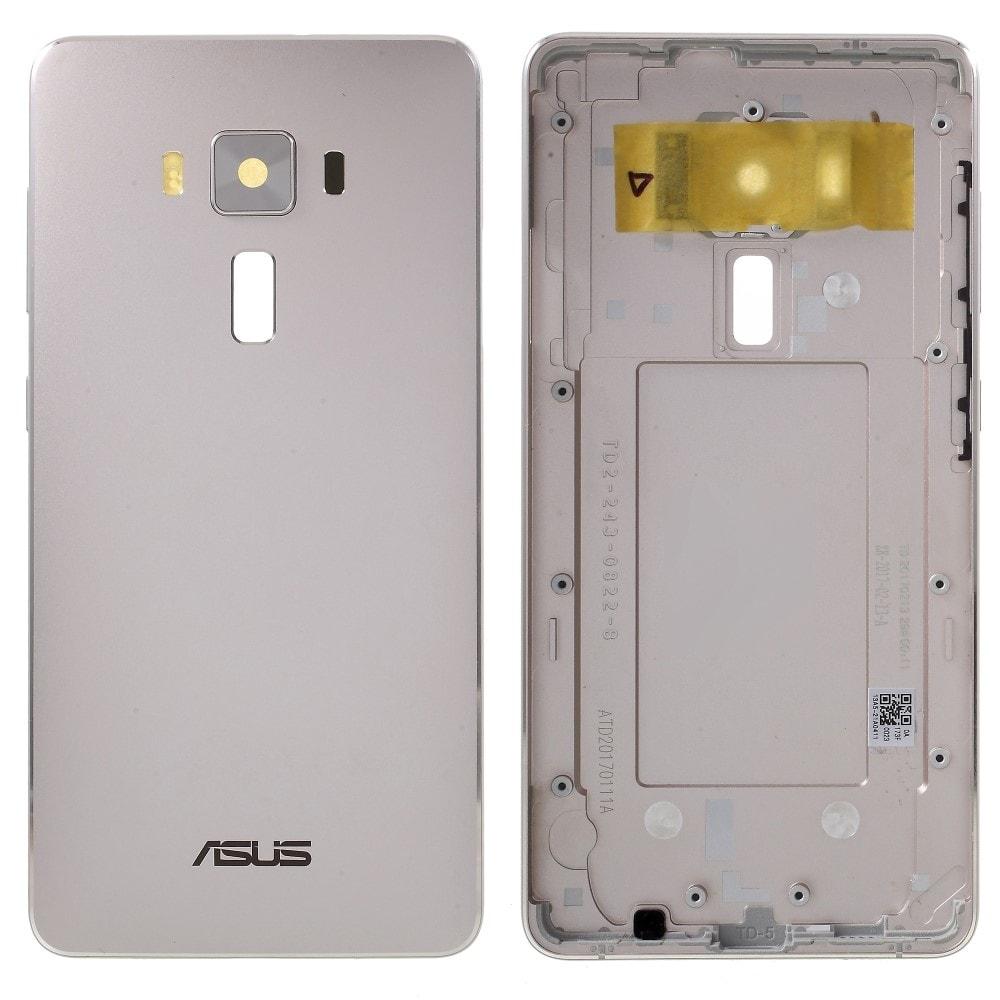 Asus Zenfone 3 Deluxe ZS570KL zadní kryt baterie stříbrný