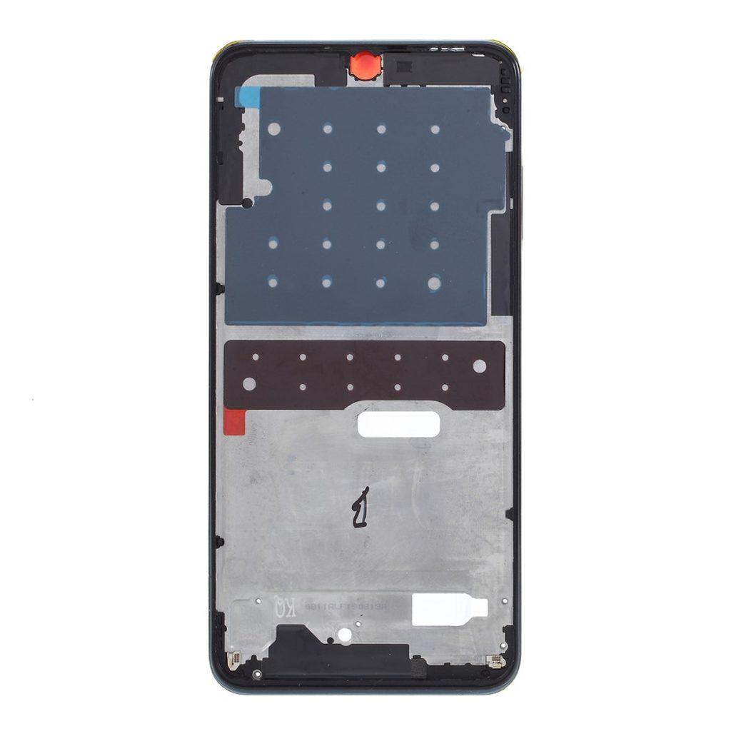 Huawei P30 Lite středový rámeček střední kryt černý
