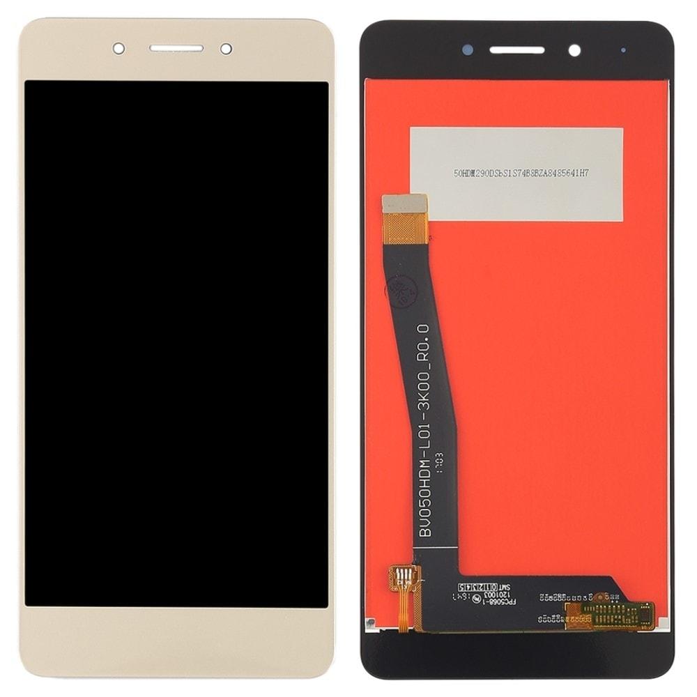 Huawei Nova Smart LCD displej dotykové sklo zlaté