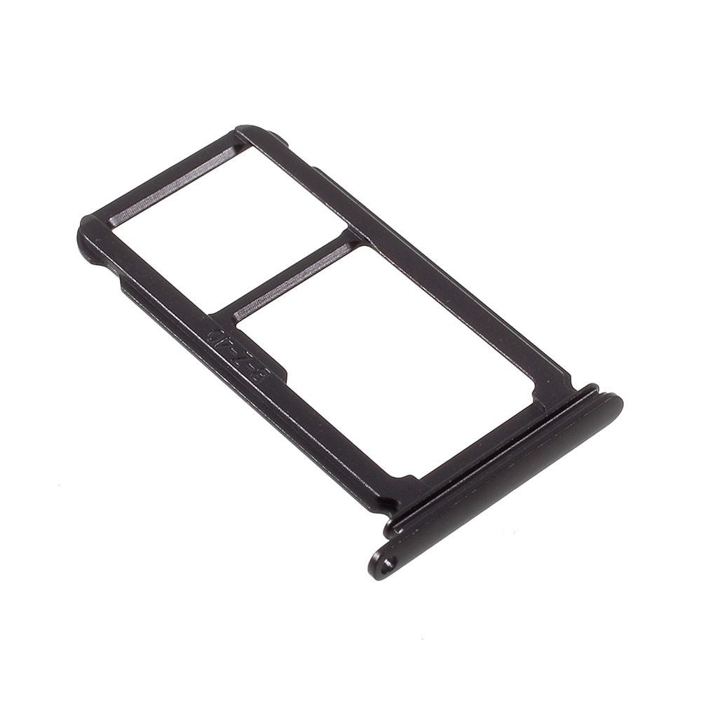 Huawei P10 Plus šuplík na SIM kartu držák SD černý