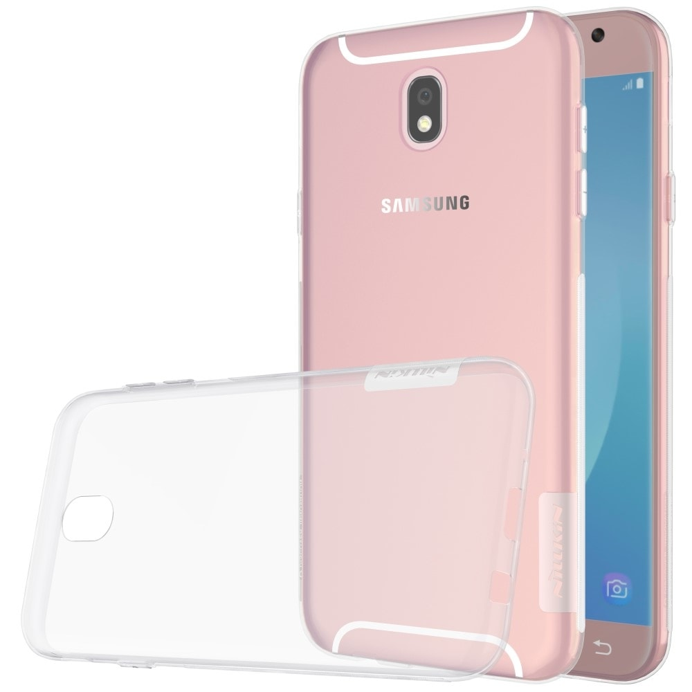 Samsung Galaxy J5 2017 Ochranné kryt pouzdro Nillkin obal transparentní