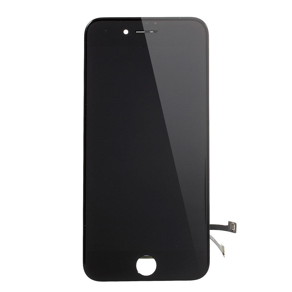 Apple iPhone 7 Plus LCD displej černý dotykové sklo komplet přední panel