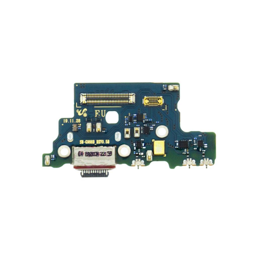 Samsung Galaxy S20 Ultra USB-C konektor nabíjení napájecí port mikrofon G988
