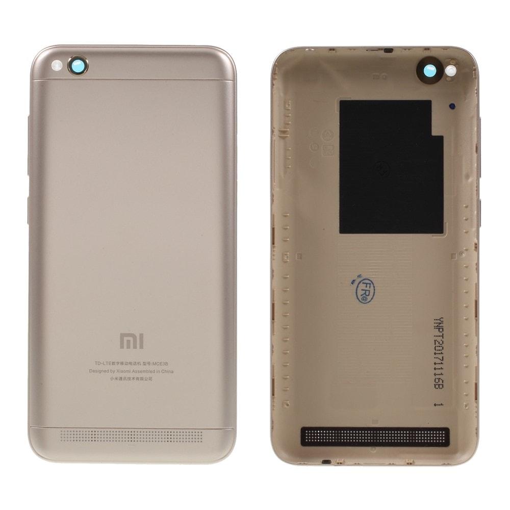 Xiaomi Redmi 5A Zadní kryt baterie zlatý