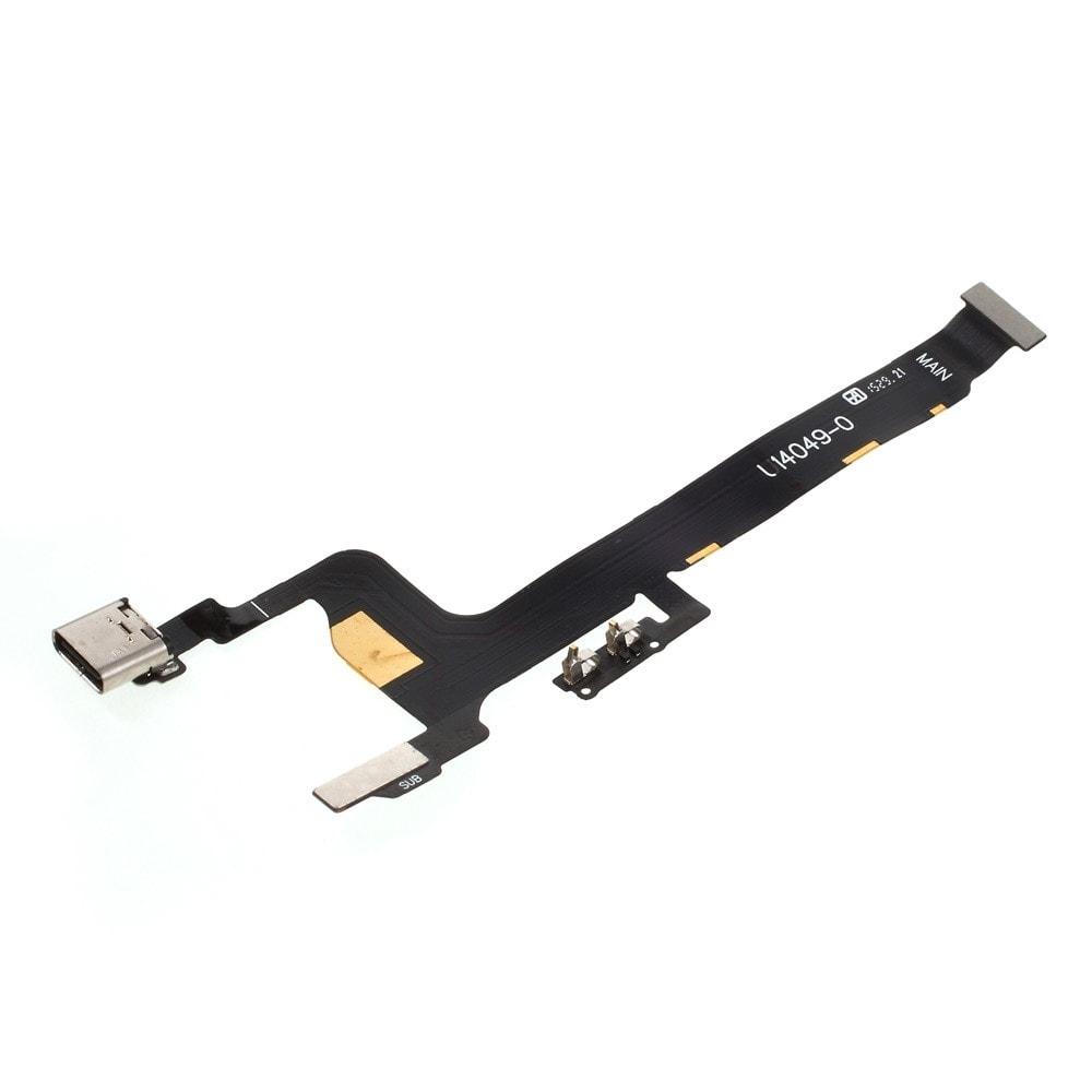 Oneplus 2 two napájecí konektor usb nabíjení dock flex