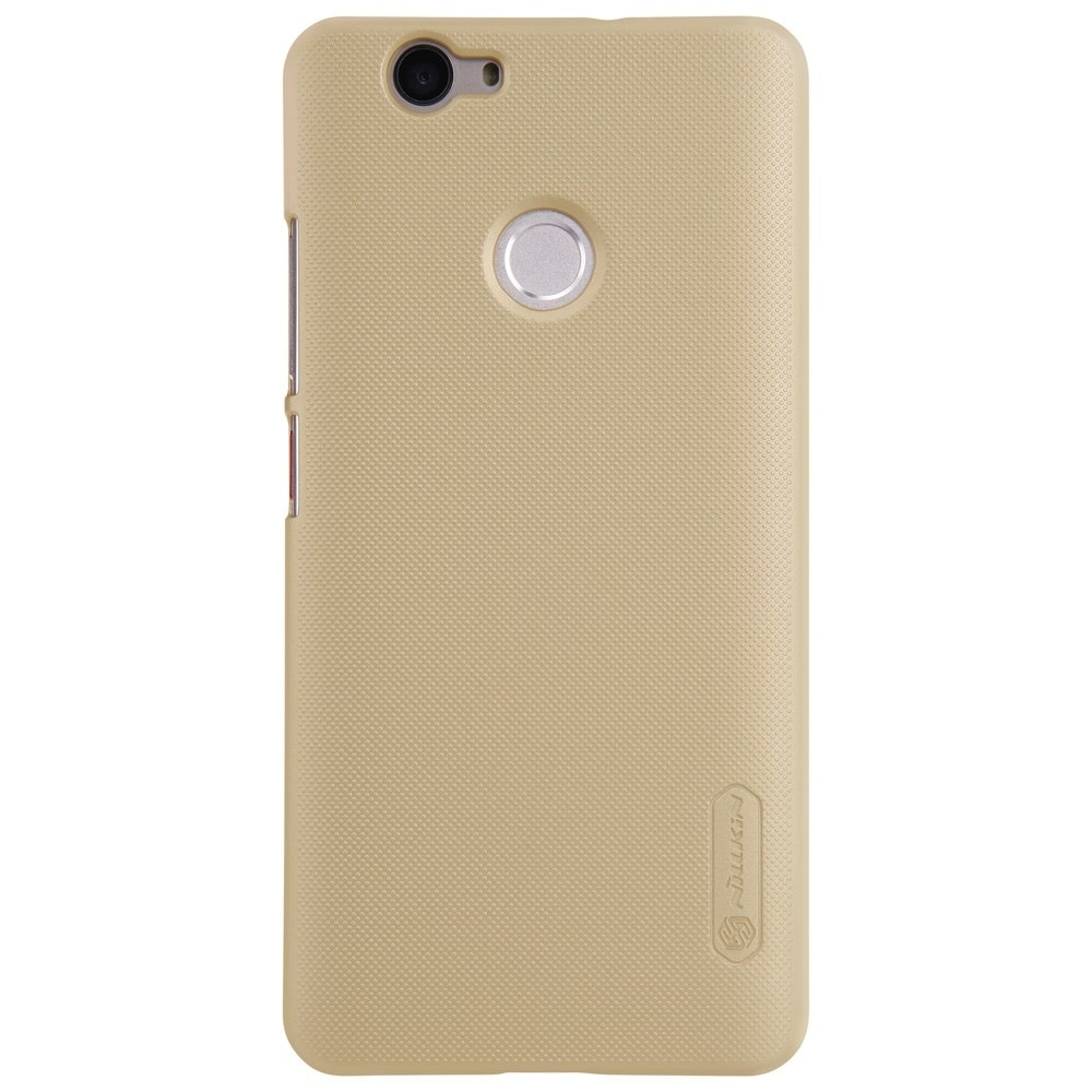 Huawei Nova Plus Ochranný zadní kryt pouzdro NILLKIN Super Frosted zlatý