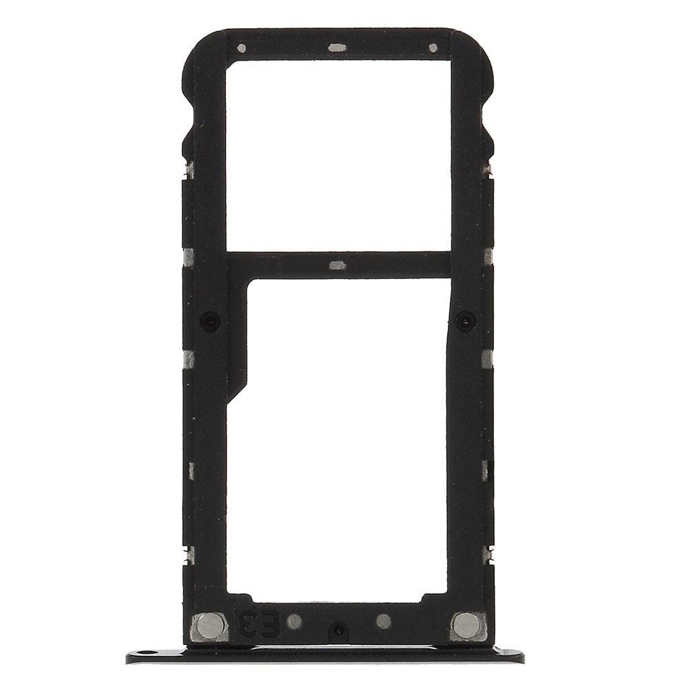 Xiaomi Redmi 5 Plus šuplík na SIM a SD kartu černý