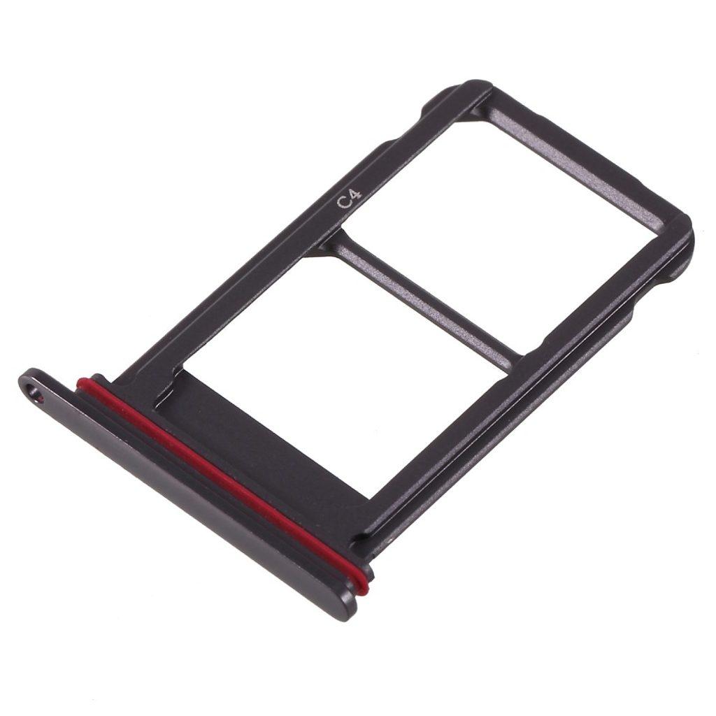Huawei Mate 10 PRO šuplík na DUAL SIM kartu černý