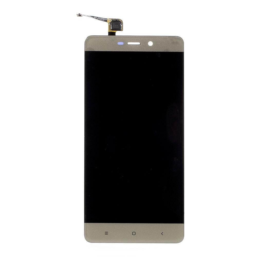 Xiaomi Redmi 4 Pro LCD displej dotykové sklo komplet zlatý
