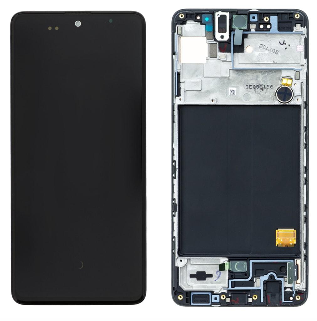 Samsung Galaxy A51 Amoled LCD displej dotykové sklo A515