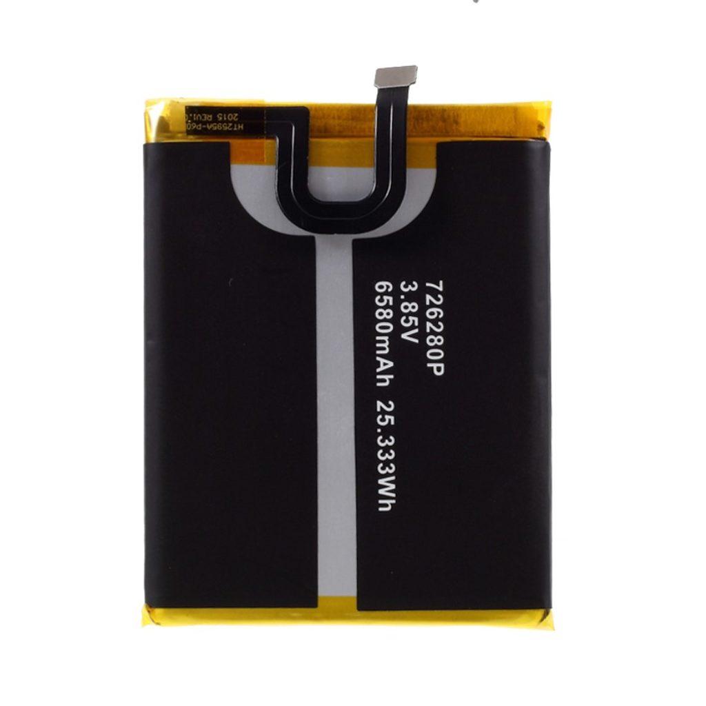 Blackview BV6800 Baterie 6580mAh 3.85V
