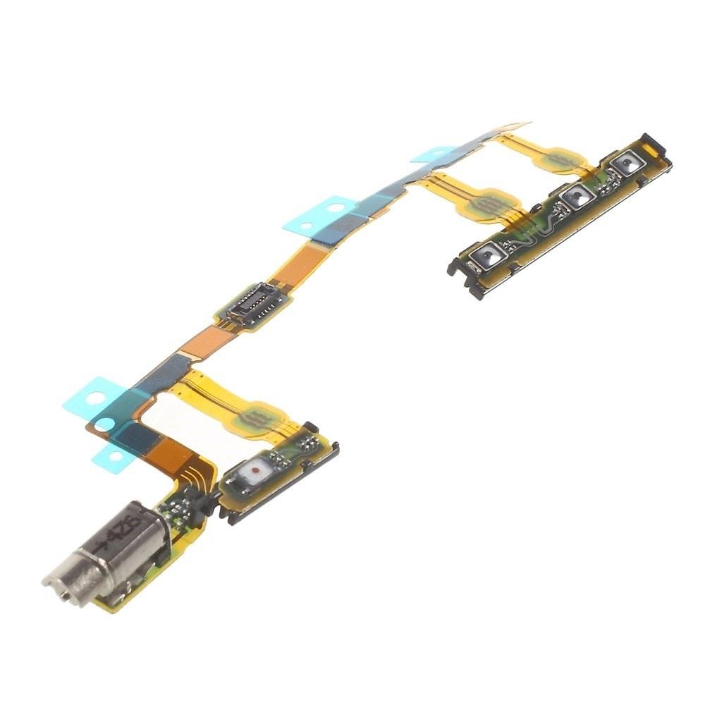 Sony Xperia Z3 Compact zapínací tlačítko power flex volume ovládání hlasitosti vibrace D5803