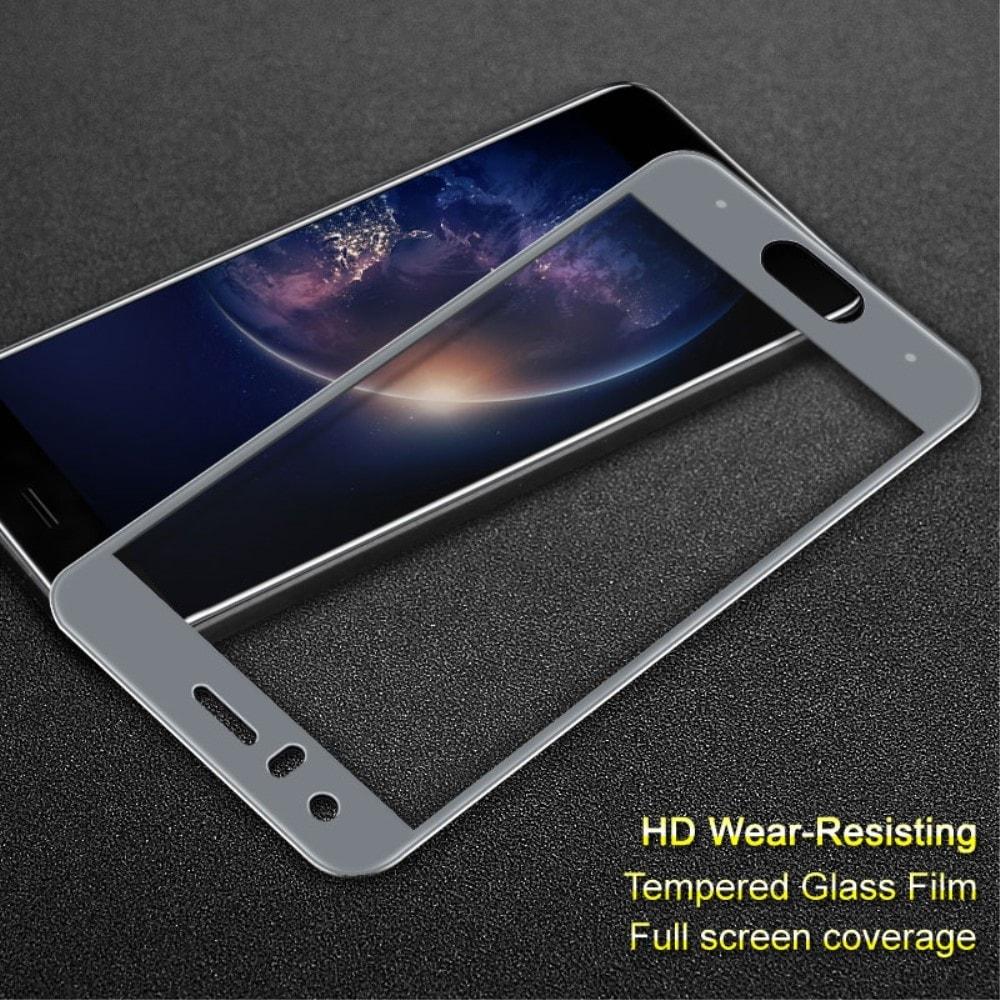 Honor 9 Ochranné tvrzené sklo šedé
