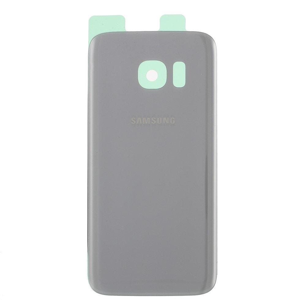 Samsung Galaxy S7 zadní kryt baterie stříbrný G930F