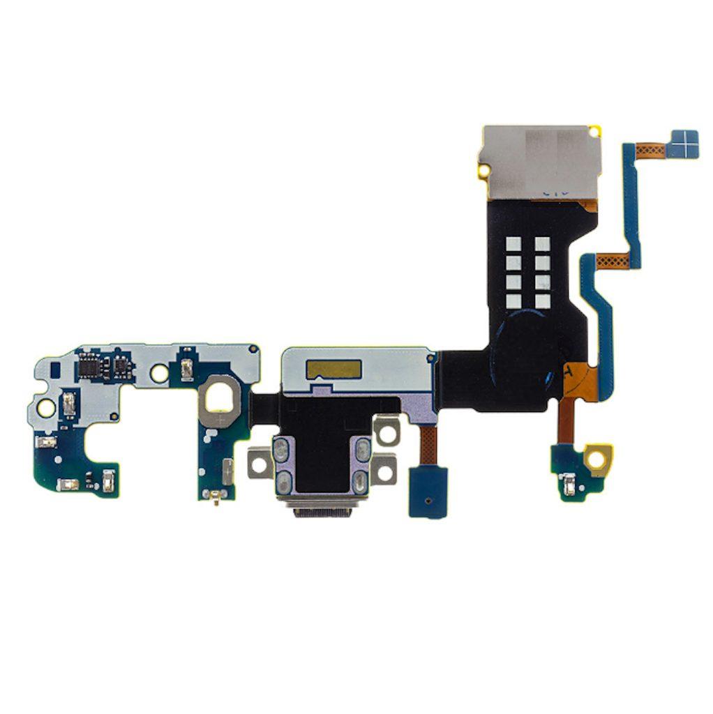 Samsung Galaxy S9+ Plus dock konektor nabíjení port USB-C flex mikrofon G965