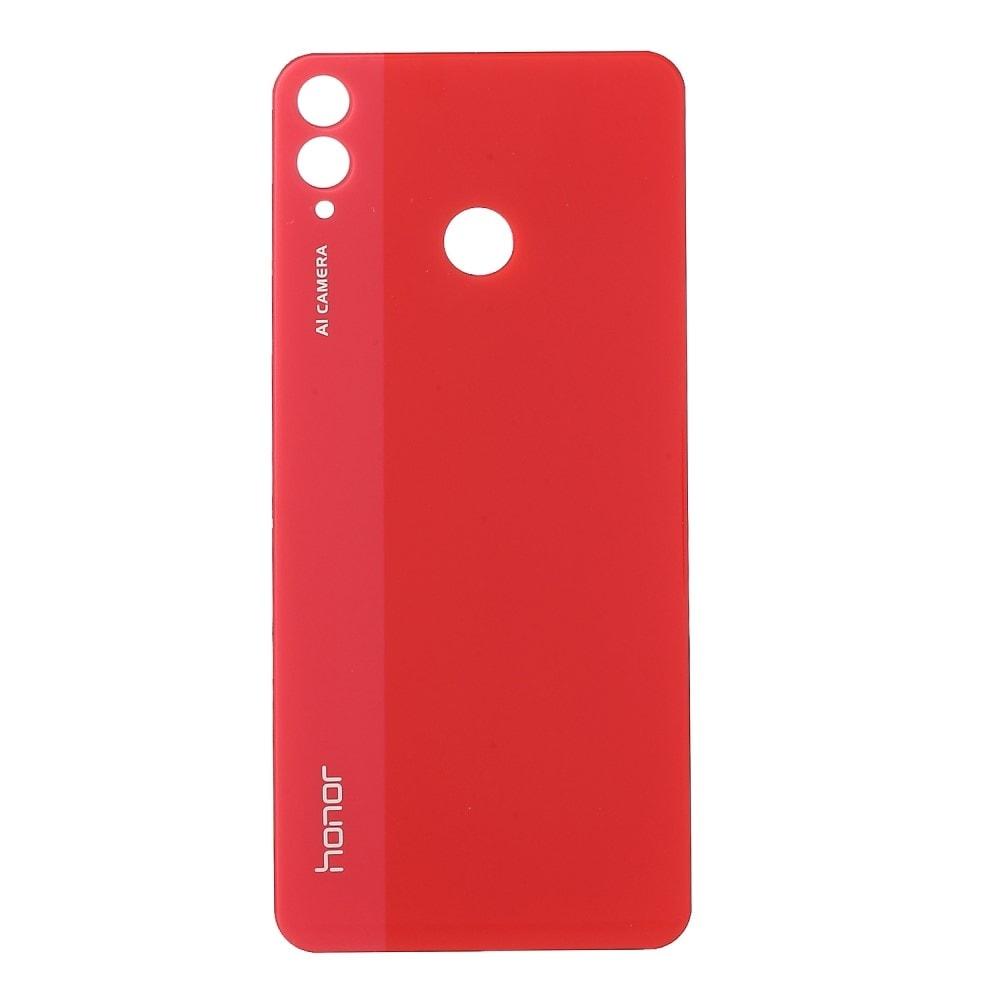 Honor 8X zadní kryt baterie červený