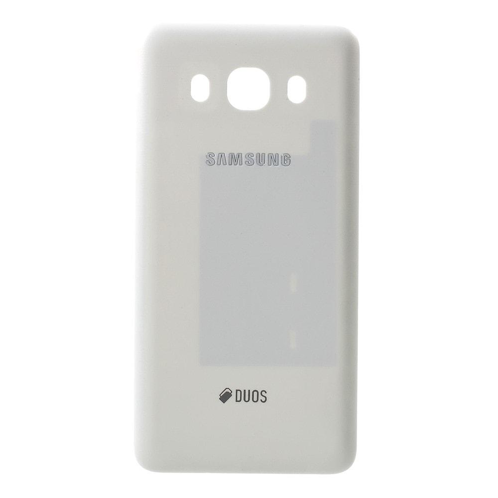 Samsung Galaxy J5 2016 zadní kryt baterie plastový s NFC anténou bílý J510F