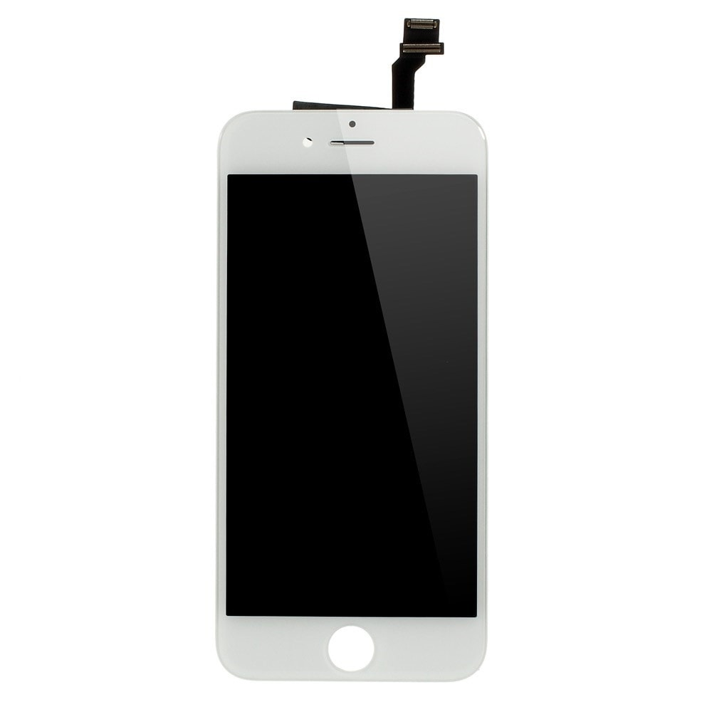 Apple iPhone 6 originální LCD displej dotykové sklo bílé