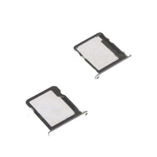 Huawei P7 šuplík na SIM a SD kartu šedý