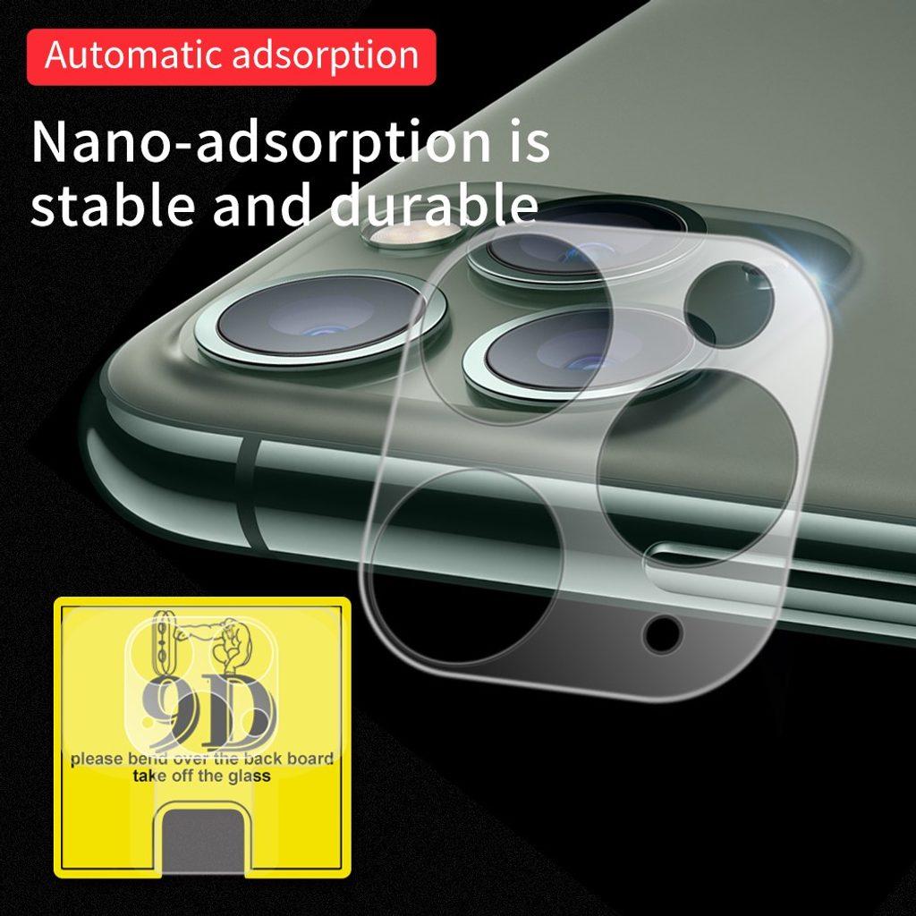 Apple iPhone 11 Pro Ochranné fólie na čočky fotoaparátů