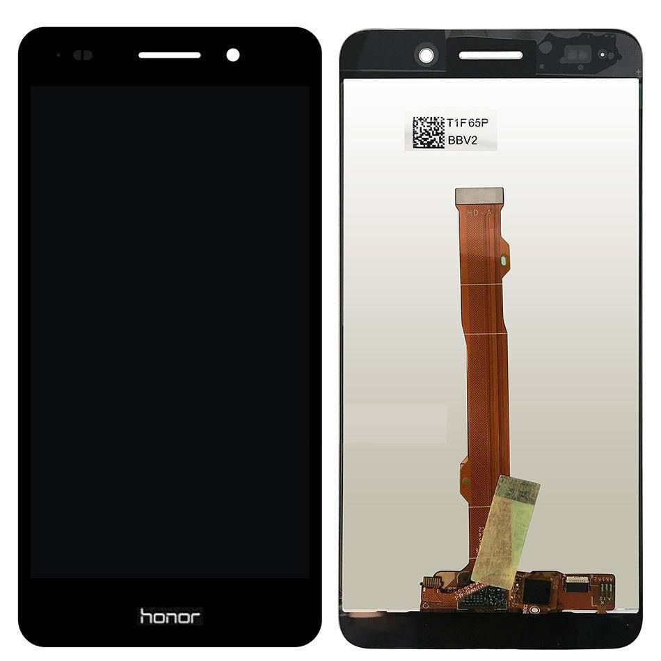 Honor 5A / Huawei Y6 II LCD displej černý + dotykové sklo