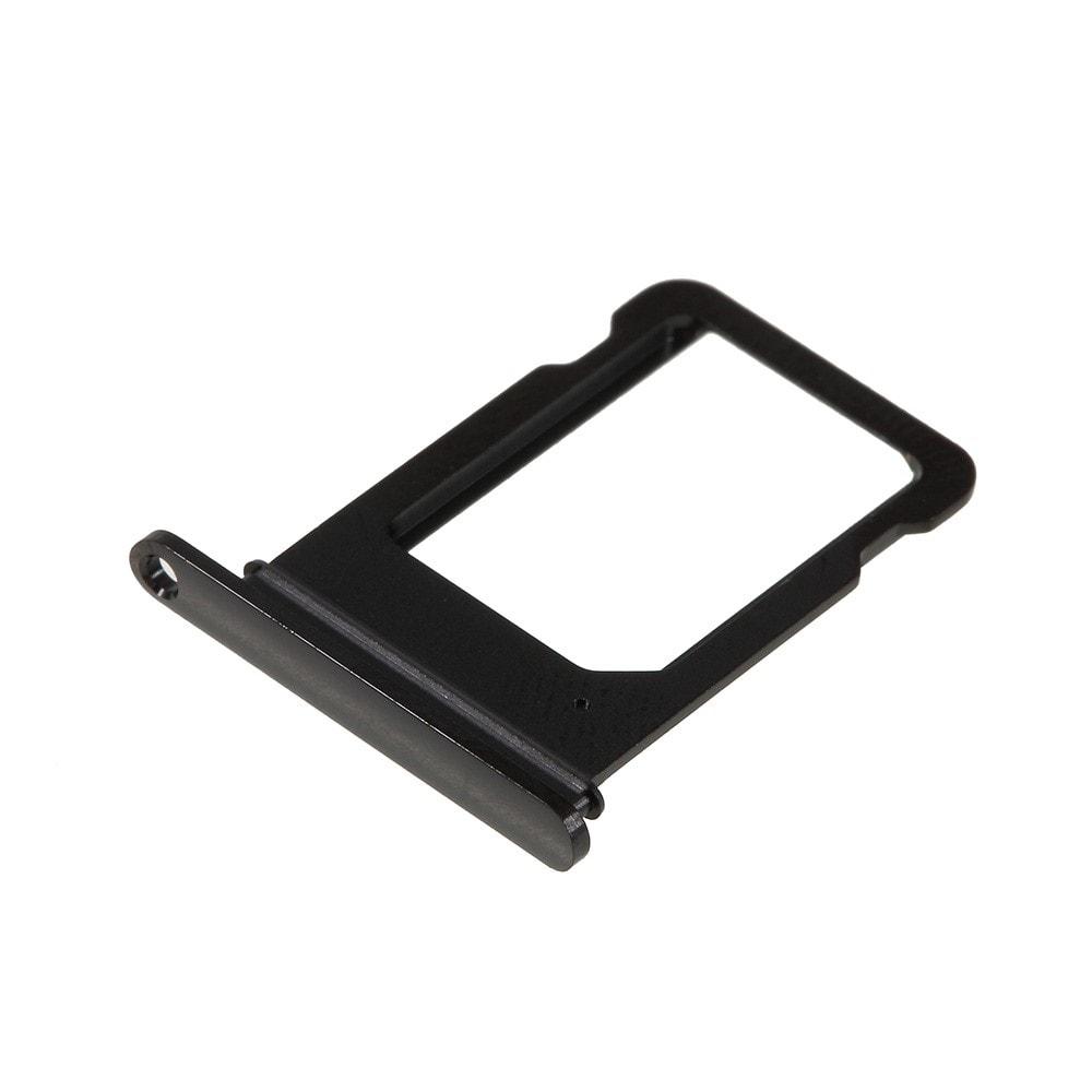 Apple iPhone XS šuplík na SIM černý