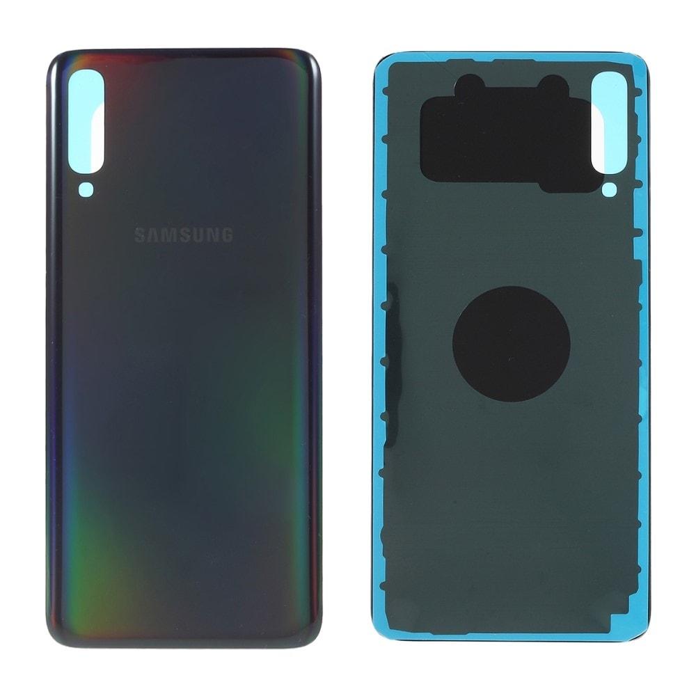 Samsung Galaxy A70 zadní kryt baterie černý A705