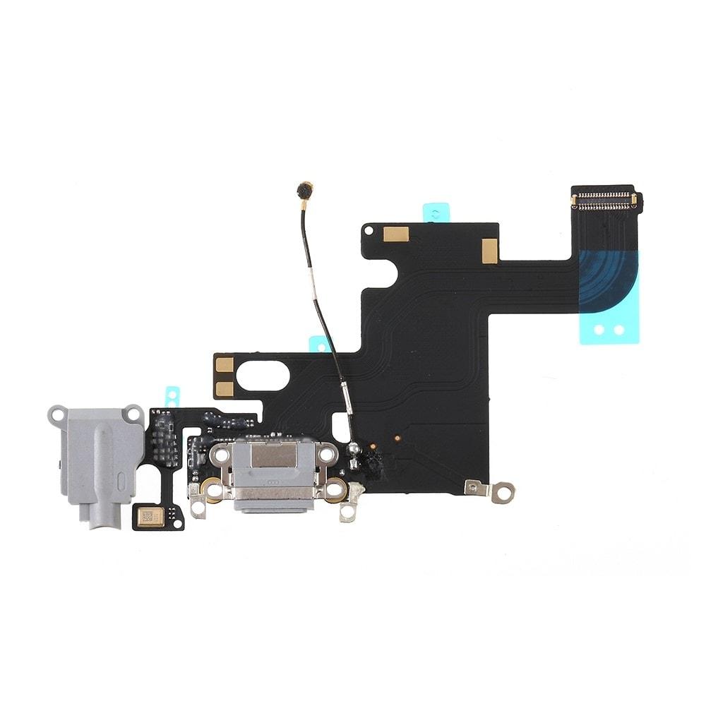 Apple iPhone 6 Dock konektor nabíjení mikrofon anténa černý