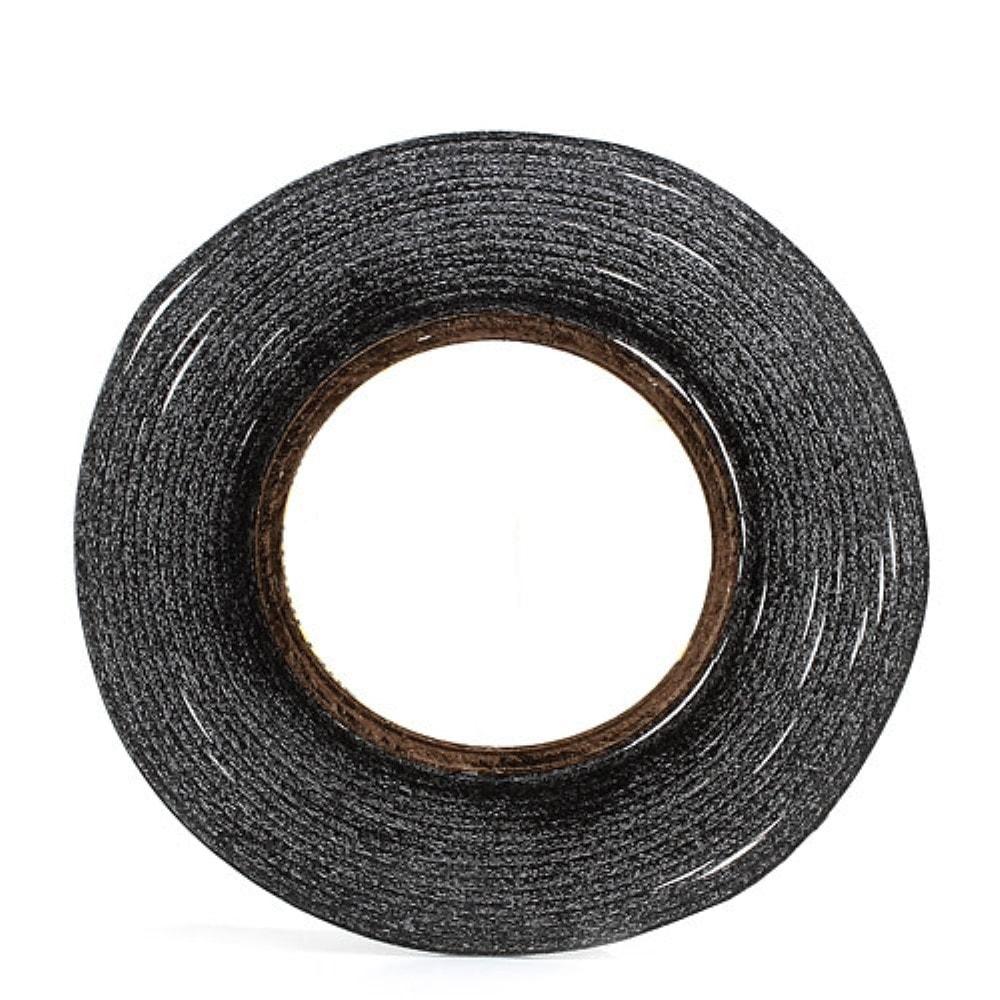 Oboustranná lepící páska 3M černá 50m x 2mm kotouč